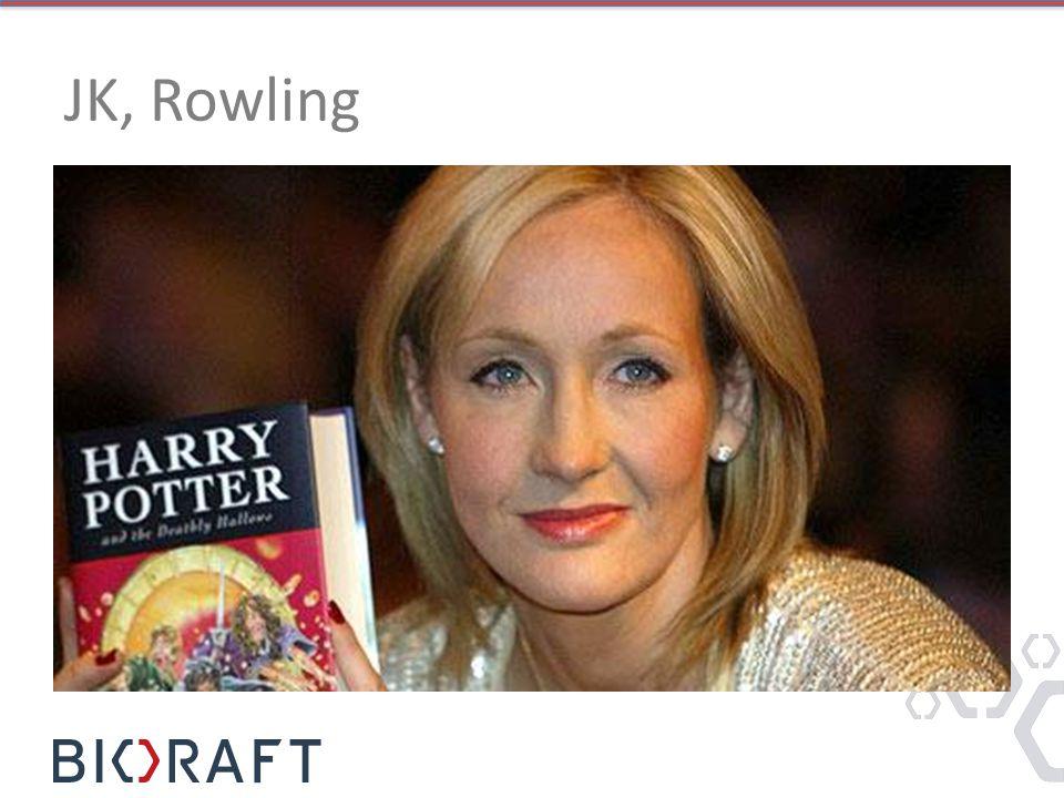JK, Rowling