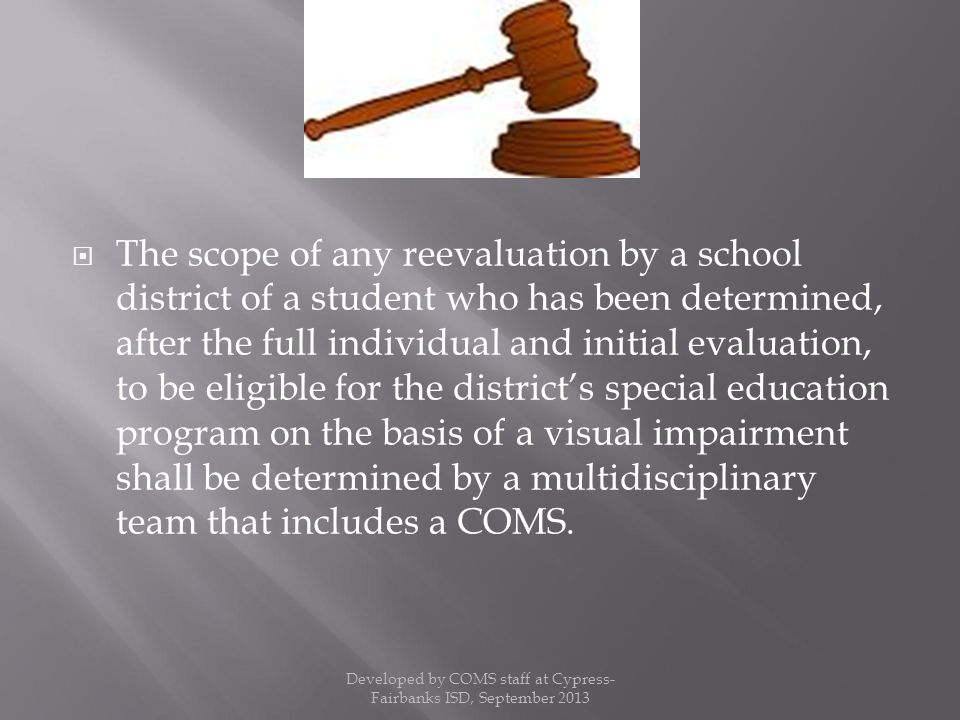  Shall be implemented no later than the beginning of the 2014-2015 school year.