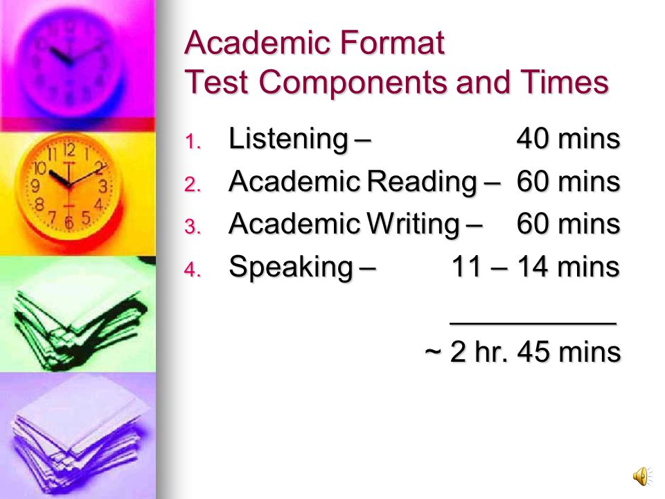 Writing – Common Challenges Task 1 Task 1 Analyze, select, and order data Analyze, select, and order data See general trends See general trends Identify key chunks of information and exceptions to general trends Identify key chunks of information and exceptions to general trends Use complex sentence structure Use complex sentence structure Task 2 Task 2 Unfamiliar topic Unfamiliar topic Take a stand and argue it effectively Take a stand and argue it effectively