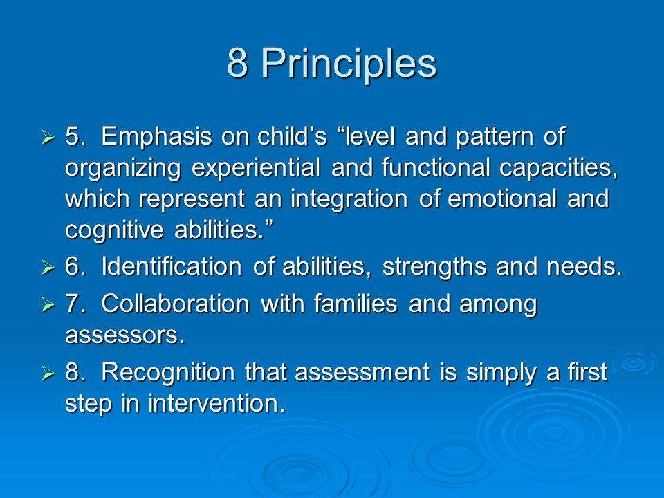 8 Principles  5.