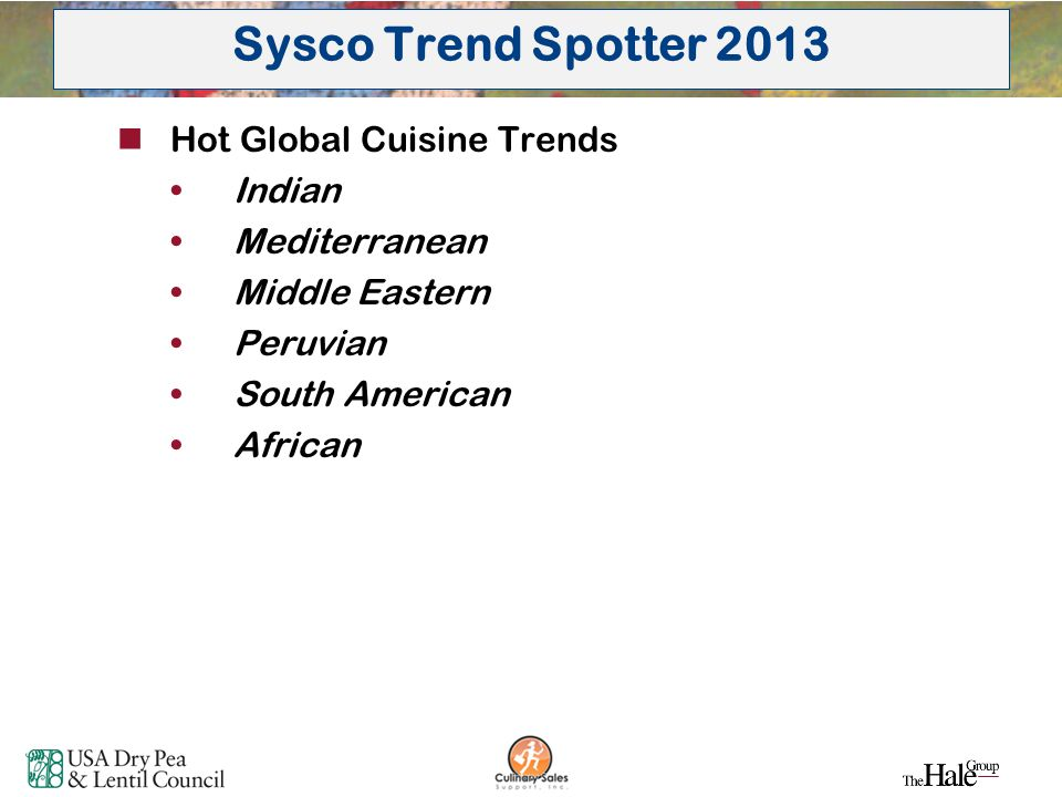 10 Hot Global Cuisine Trends Indian Mediterranean Middle Eastern Peruvian South American African Hot Global Cuisine Trends Indian Mediterranean Middle