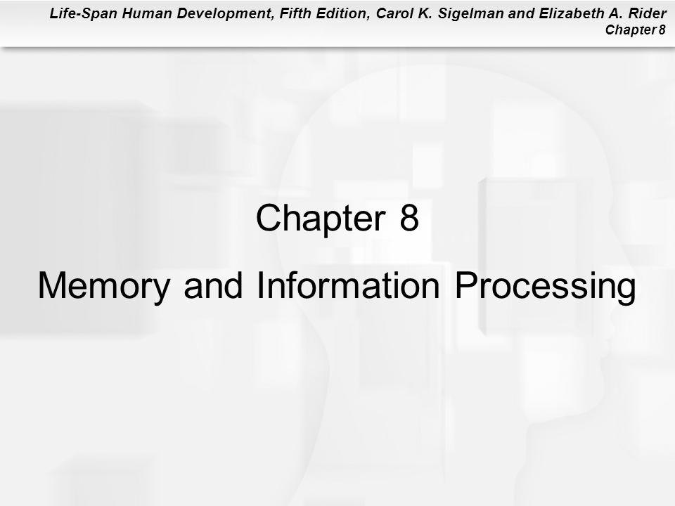 Life-Span Human Development, Fifth Edition, Carol K.