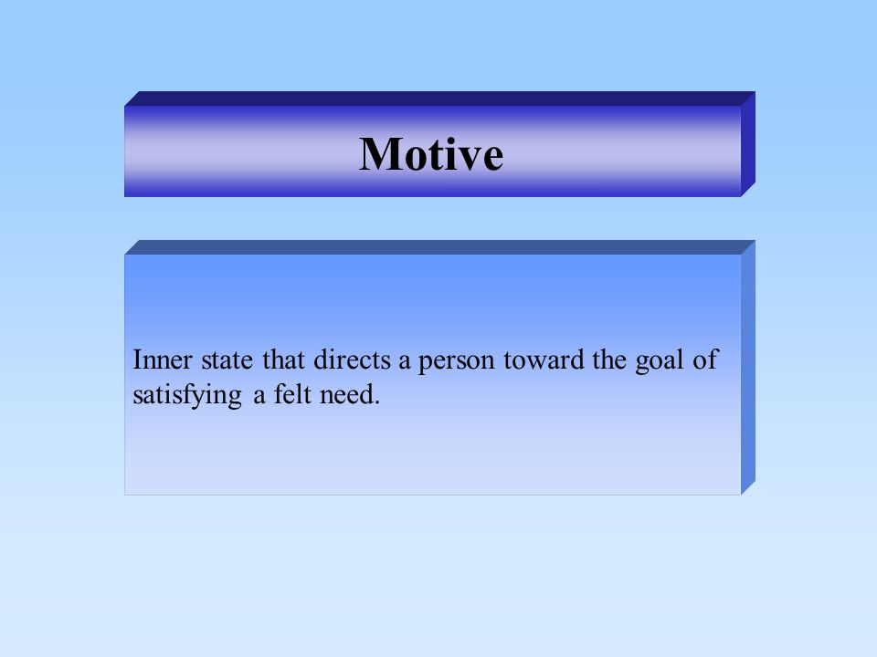 Lack of something useful; an imbalance between a desired state and an actual state. Need