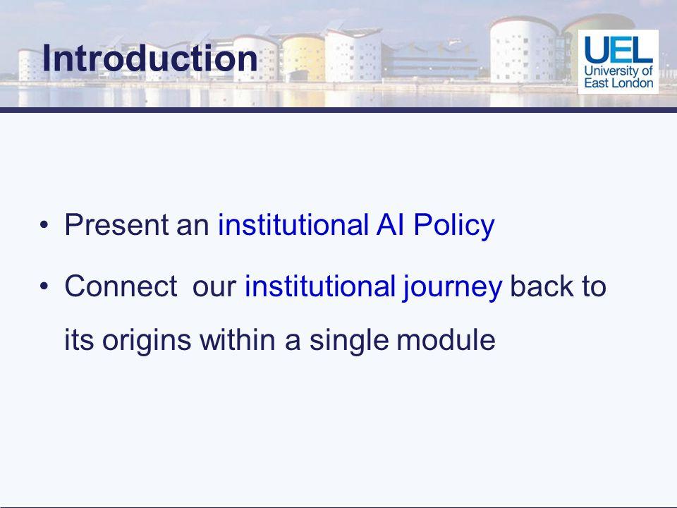 References Cassidy, J.& Grainger, T. (2007) 'Academic Integrity Policy', London: UEL Stefani, L.