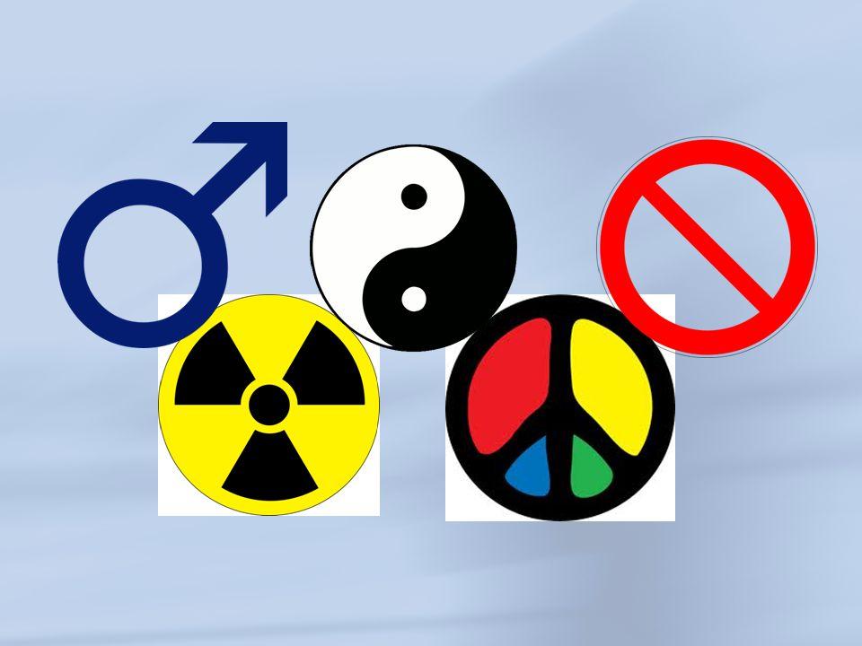 What are symbols.