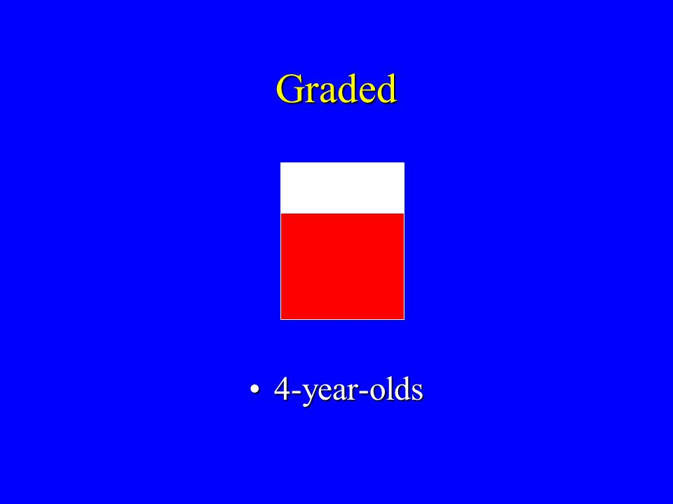 Graded