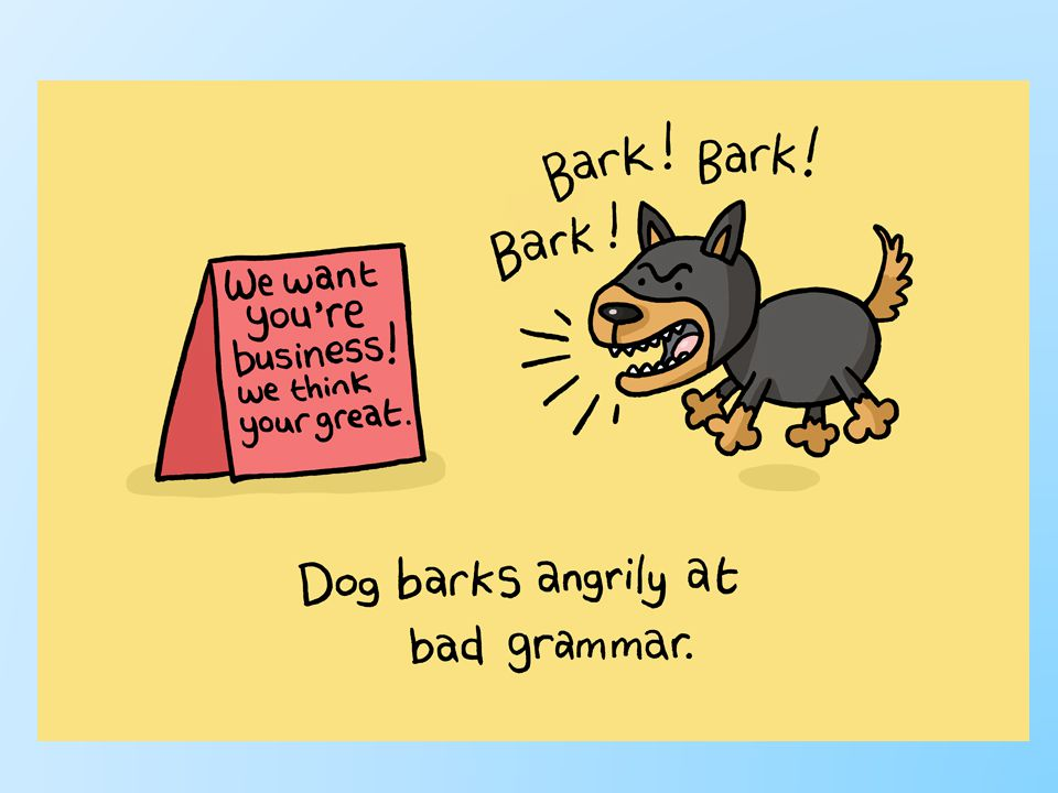 Spelling Test.