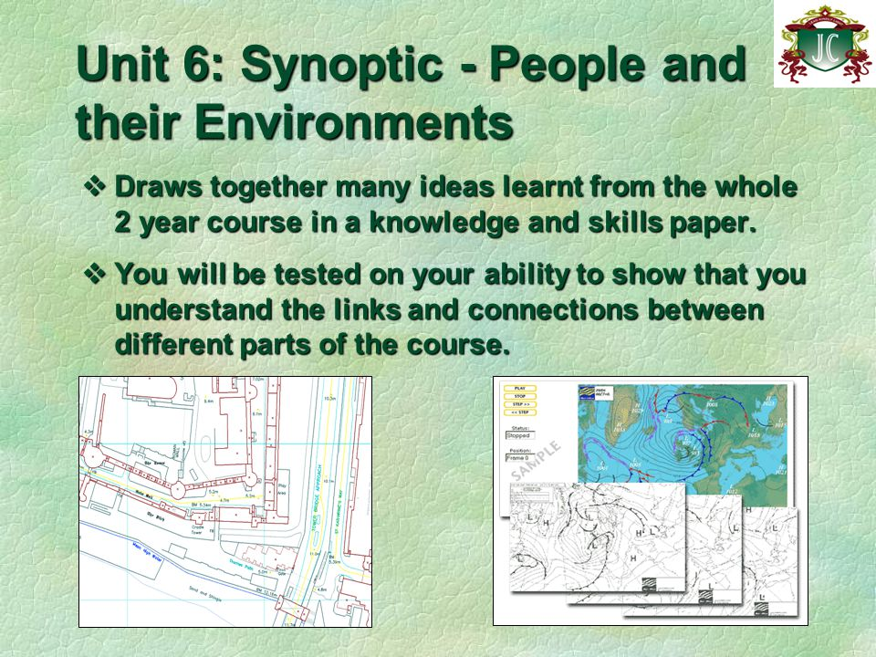 Unit 5: Human Systems, Processes and Patterns  Industrial location; changing world employment patterns; globalization; pollution.