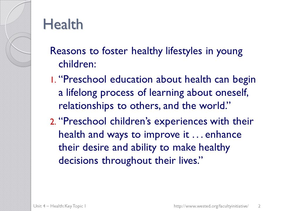 Health Did any of you choose the same sentences.Were there others that you considered.