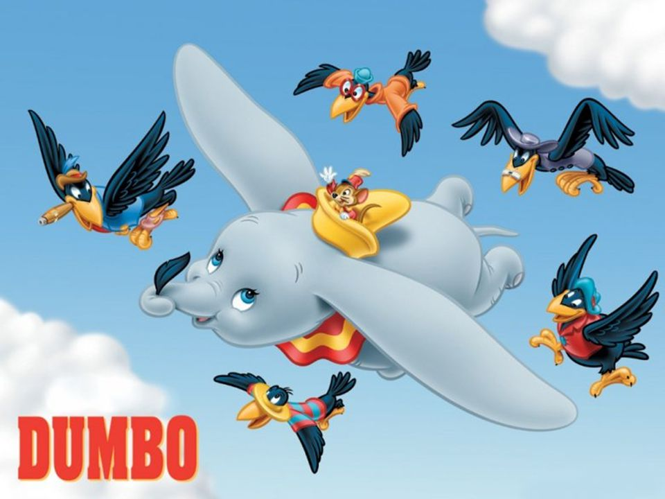 Dumbo and the Magic Feather: Motivating Yourself and Others