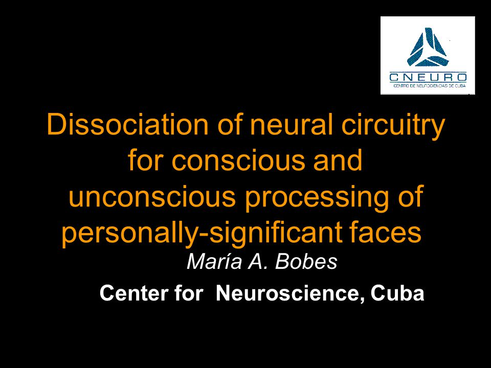 Dissociation of neural circuitry for conscious and unconscious processing of personally-significant faces.