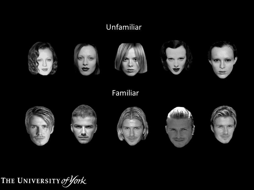 Familiar Unfamiliar