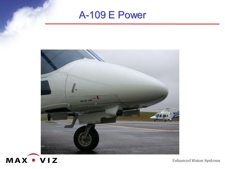 Enhanced Vision Systems A-109 E Power