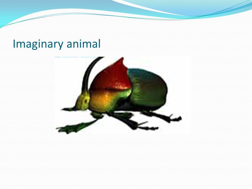 Imaginary animal