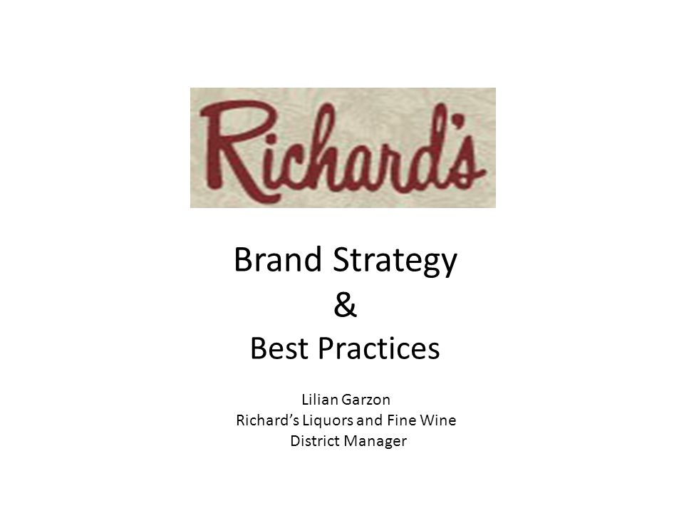 Strategy vs Tactics Strategy Drives Tactics Tactical programs MUST be measureable What gets measured – gets done! Brand Promise/Personality drives strategy which then drives the tactics – IMC – Integrated Marketing Communication Marketing & Communications – Traditional – Non-traditional – New Media – Social Media – Resources & Investment