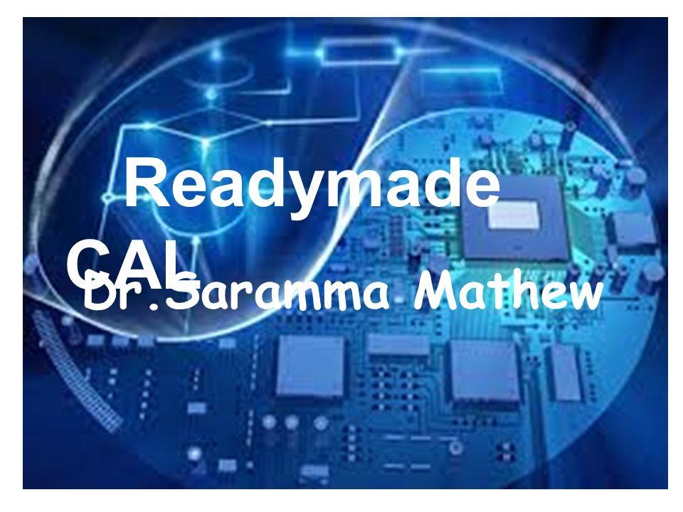 Dr.Saramma Mathew Readymade CAL