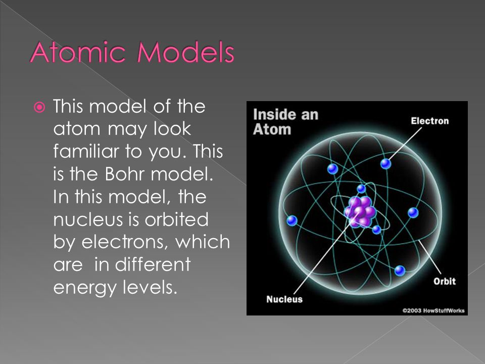  Nucleus - the central portion of the atom. Contains the protons and neutrons.