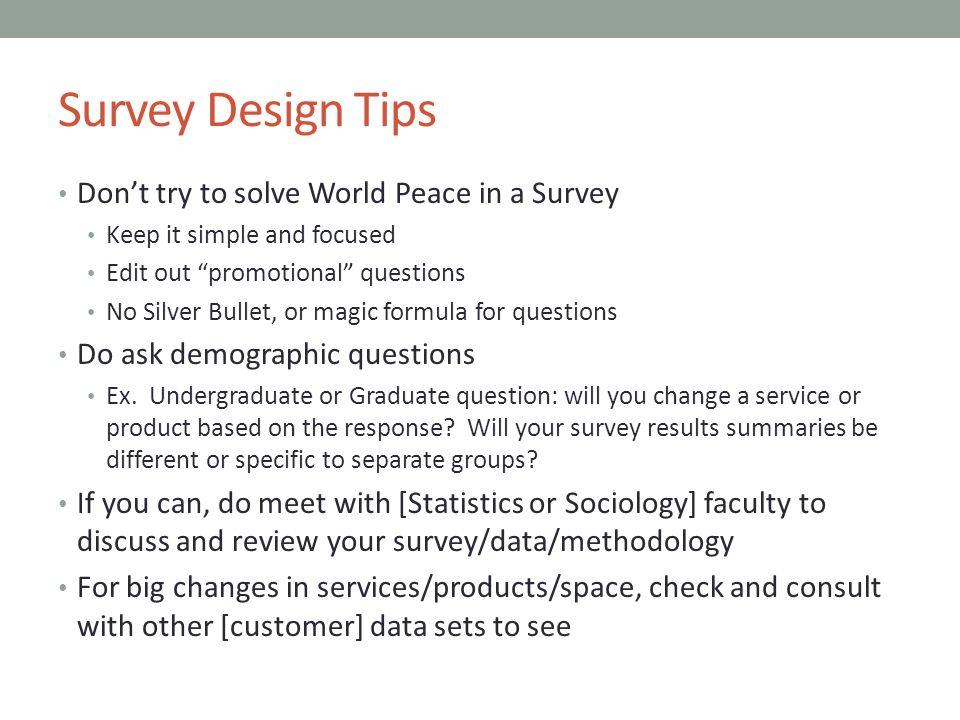LibSat Survey