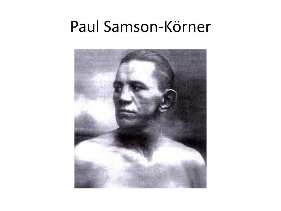 Paul Samson-Körner