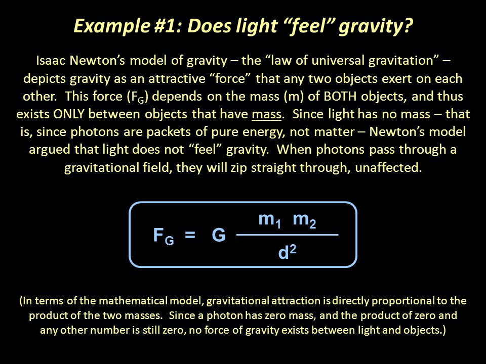The Theory of General Relativity Einstein's theory of general, however, described gravity instead as a local curvature in the fabric of space itself (or technically, in space-time ).