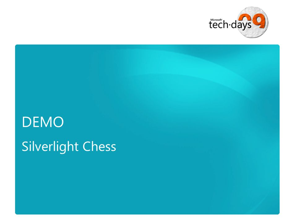 DEMO Silverlight Chess