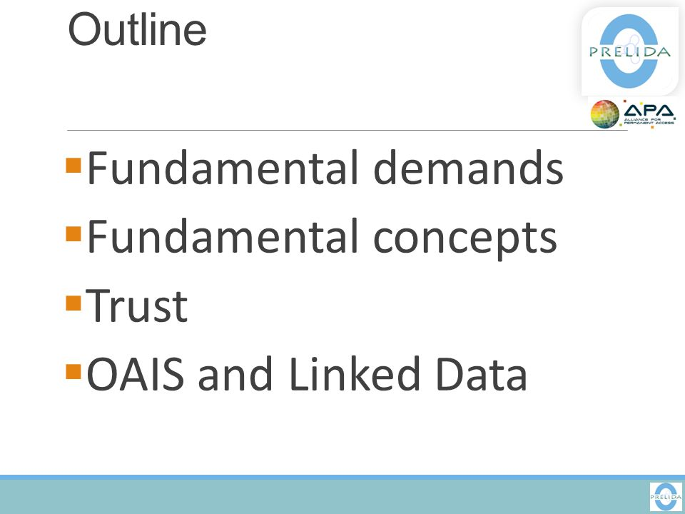 Fundamental demands