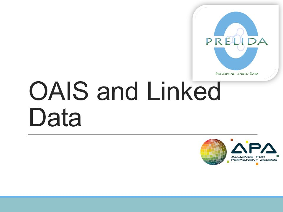 OAIS and Linked Data