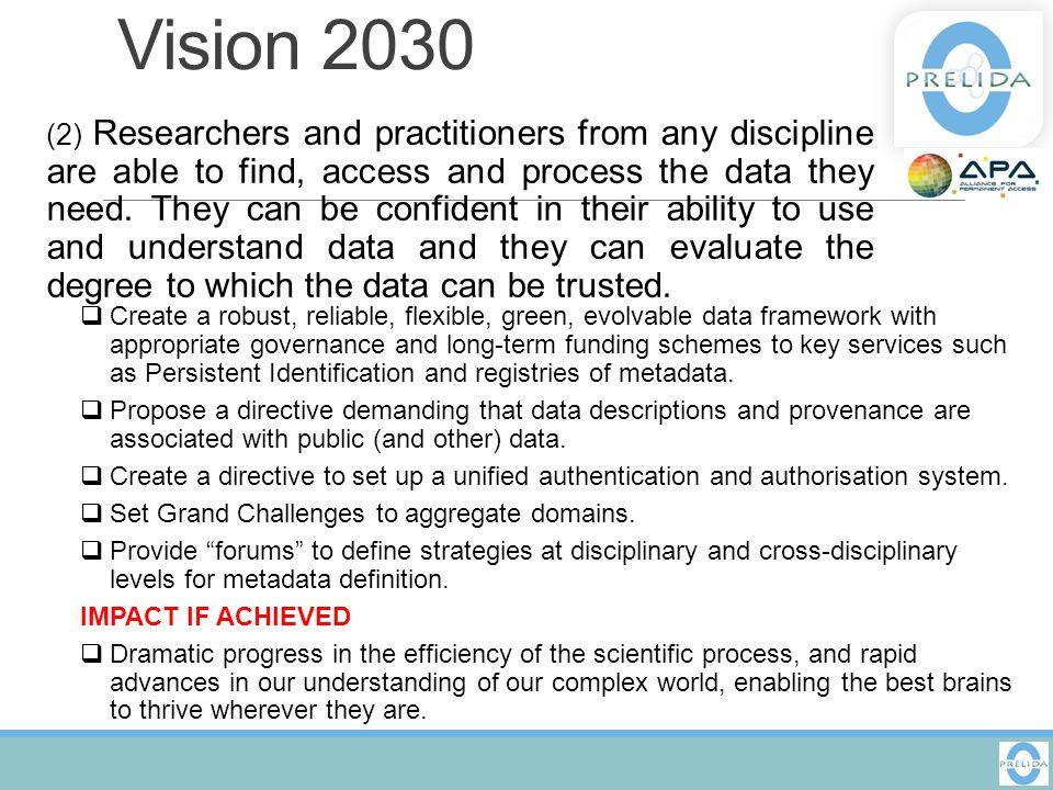 Representation Information Representation Information Provenance has