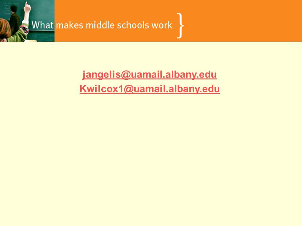 jangelis@uamail.albany.edu Kwilcox1@uamail.albany.edu