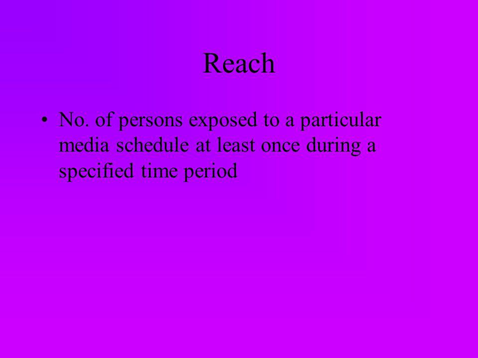 Reach No.