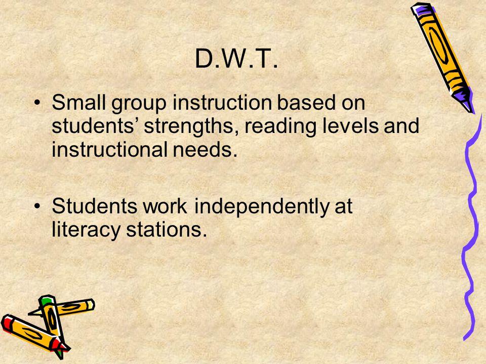 D.W.T.
