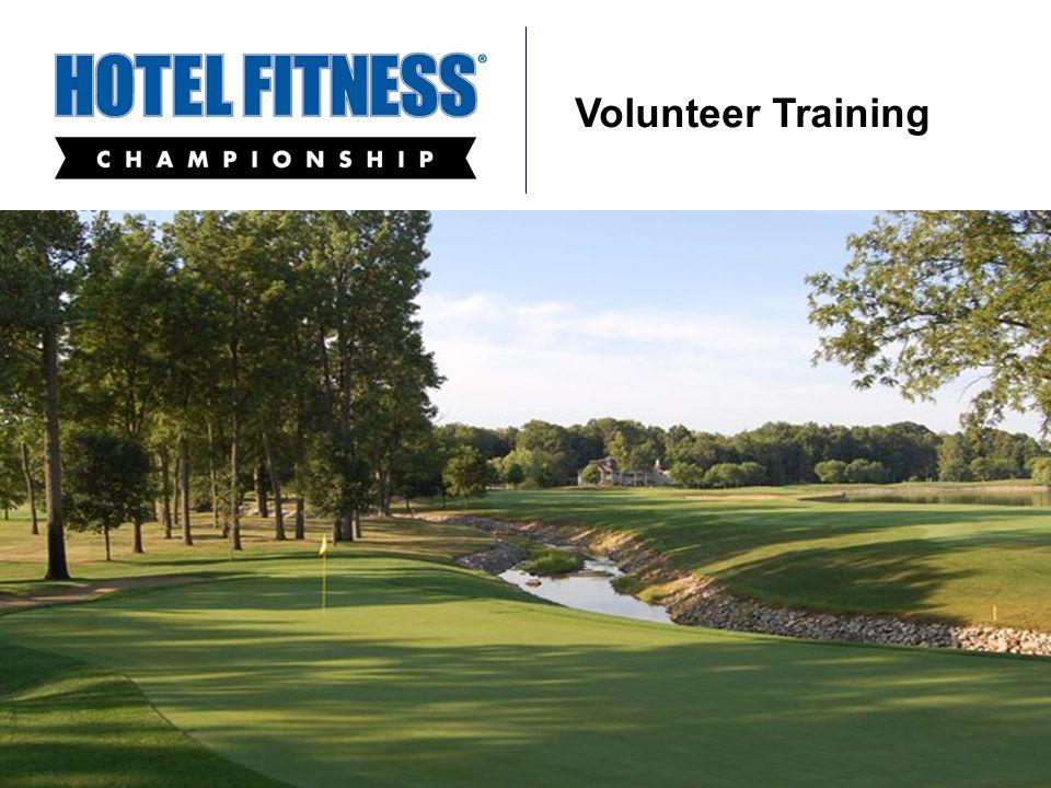 Sycamore Hills Golf Club Volunteer Training