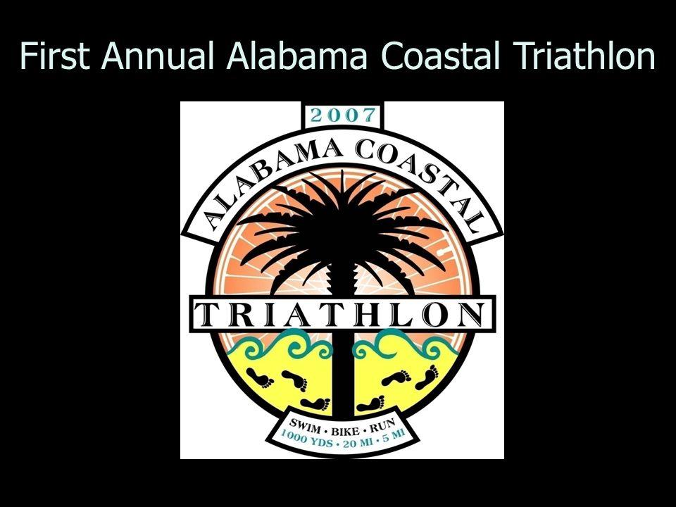 First Annual Alabama Coastal Triathlon