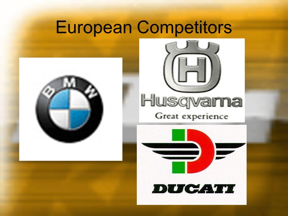 European Competitors