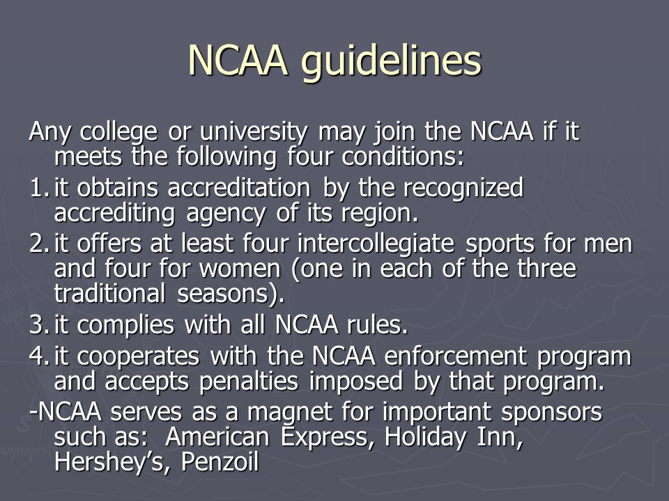 College Team Rankings ► Determined by sports magazines and nationally recognized sports enthusiasts ► Based on past team performance, talent, team schedules, and personal preference.
