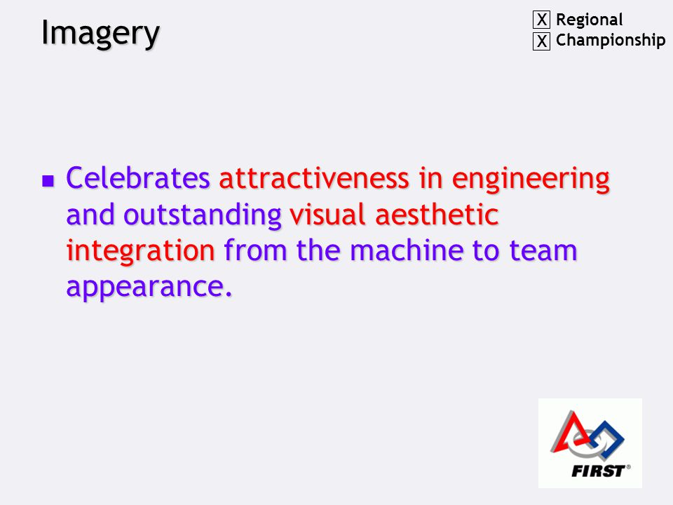 Imagery Celebrates attractiveness in engineering and outstanding visual aesthetic integration from the machine to team appearance. Celebrates attracti