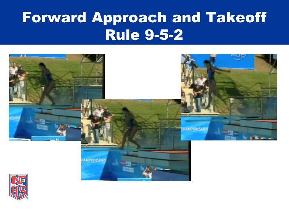 Forward Approach and Takeoff Rule 9-5-2