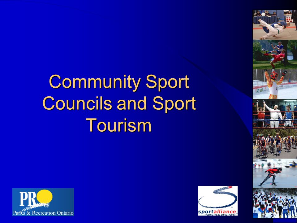Community Sport Councils and Sport Tourism