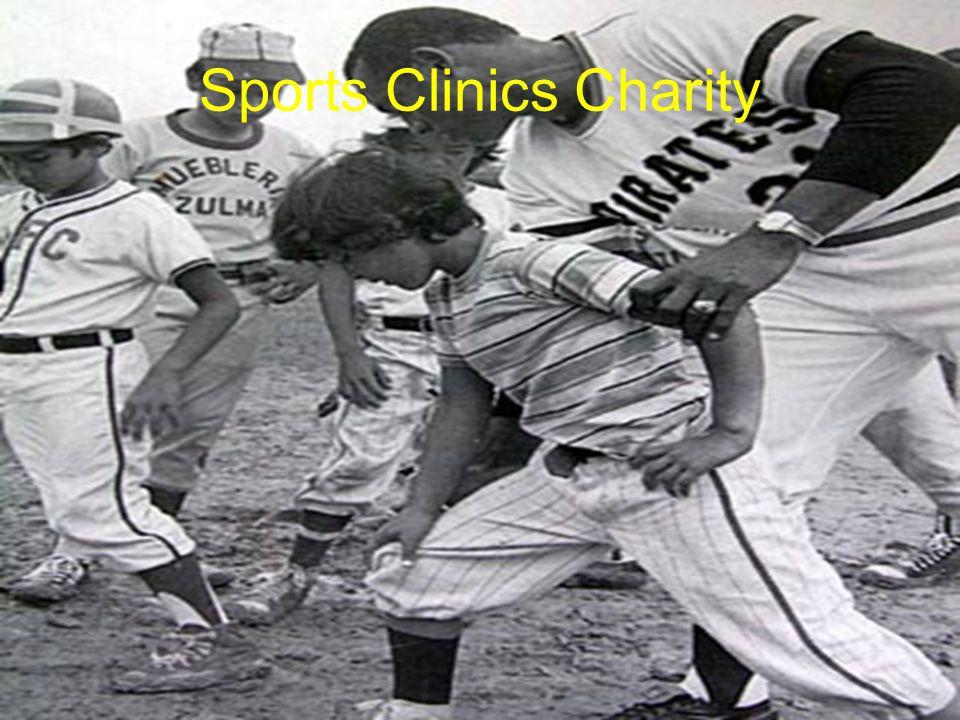 Sports Clinics Charity