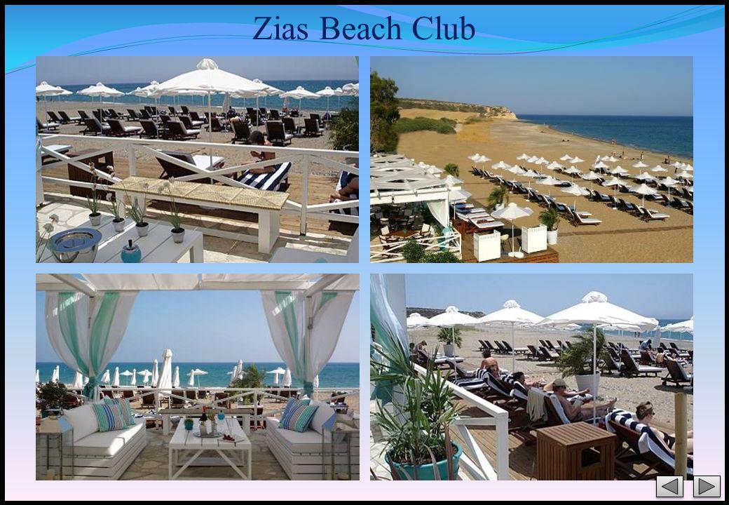 Zias Beach Club