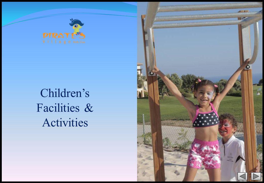 Children's Facilities & Activities