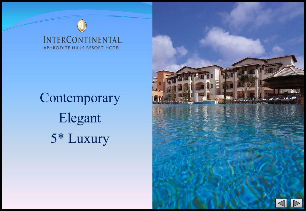 Contemporary Elegant 5* Luxury