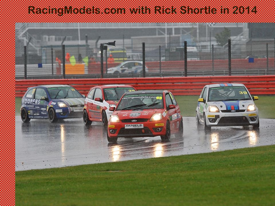 RacingModels.com with Rick Shortle in 2014