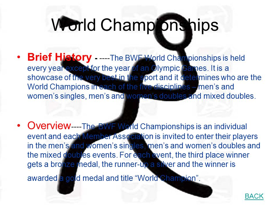 Thomas Cup History ---- Formerly known as The International Badminton Championship Challenge Cup , the silver-gilt trophy is usually referred to by its more familiar title of The Thomas Cup .