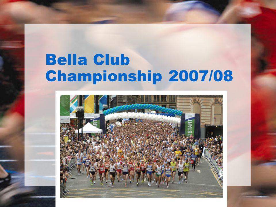 Bella Club Championship 2007/08