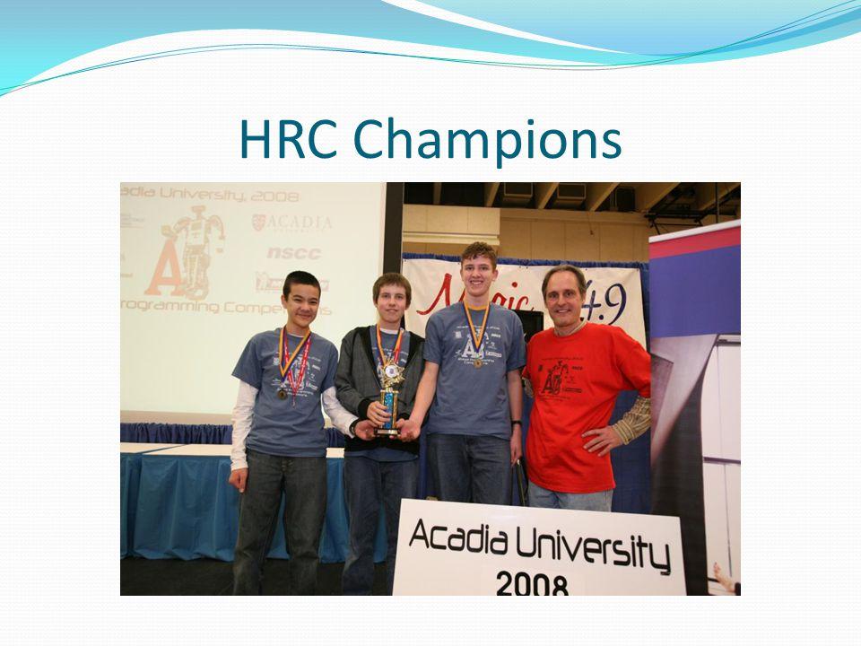 HRC Champions