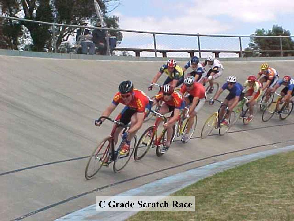 C Grade Scratch Race