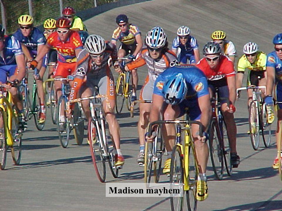 Madison mayhem