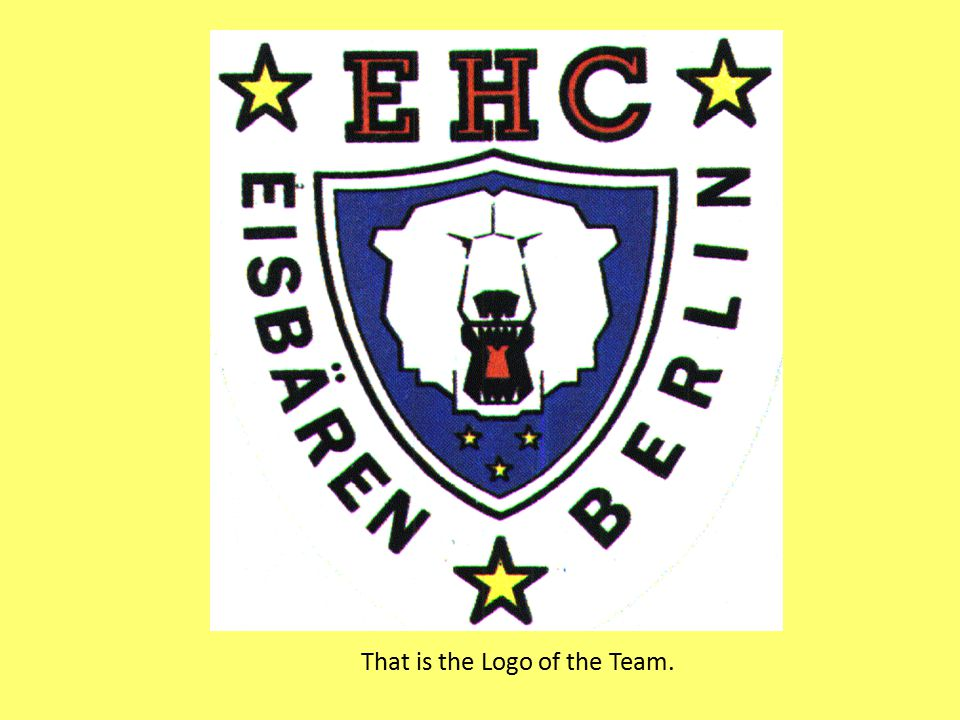That is the Logo of the Team.