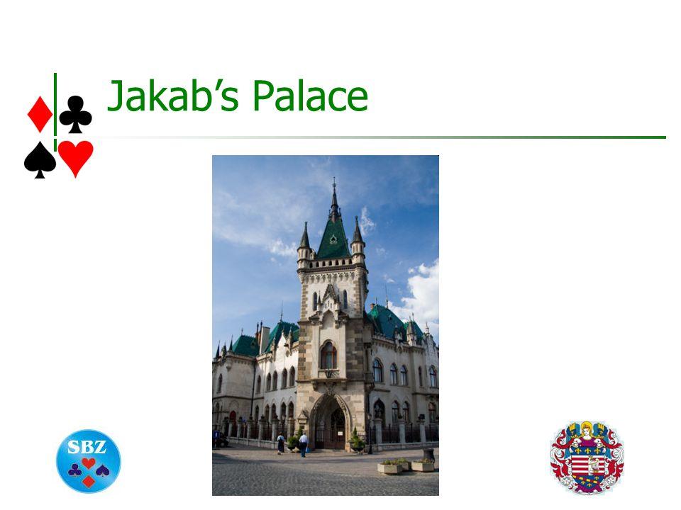 Jakab's Palace